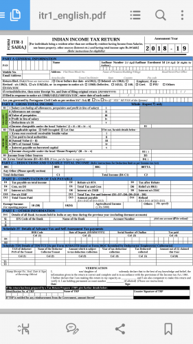 Hello  abhishek edit question and select proper category, as per your query their is a discrepancy in form 16 and auto filled 26as in tds schedule. In such cases you are required to first to fill the taxable salary schedule as been showed salary schedule and moreover you have to show all those exempt perquisites and allowances in the head of tax payable under section 10 for example traveling allowance which has to be shown under such exempt allowance.