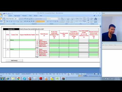HOW TO FILE RETURN FOR NRI FOR RENTAL AND INTEREST INCOME | ITR 2|  AY 2018 19